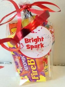 bright spark sweetie bag