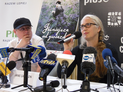 Jane Campion by Piotr Drabik on Flickr